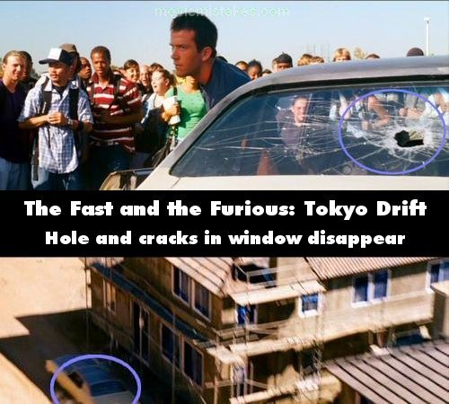 The Fast and the Furious: Tokyo Drift movie mistakes, goofs and ...