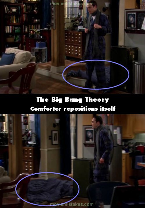 15 Biggest Mistakes In The Big Bang Theory