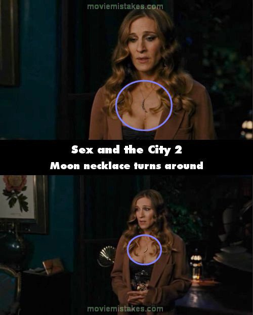 Sex and the City 2 movie mistakes, goofs and bloopers: http://www.moviemistakes.com/film8462