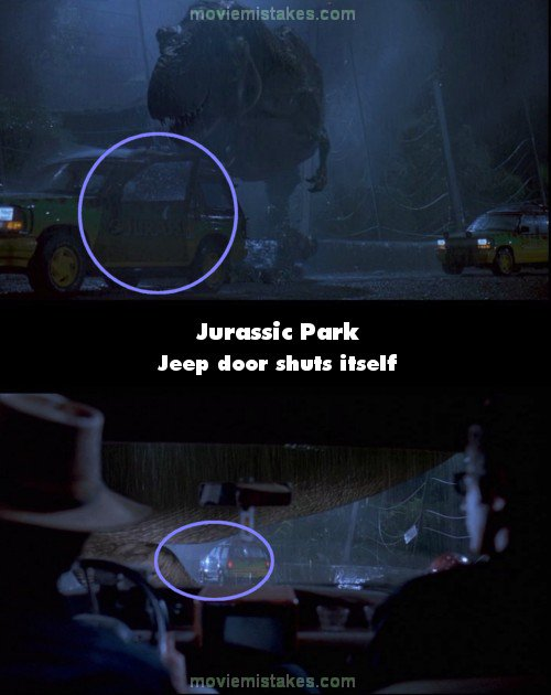 The 20 Biggest Mistakes In Jurassic Park