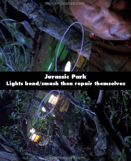 jurassic park fehler